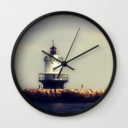 Lighthouse 2 Wall Clock