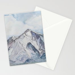 Spring  on Mount Sopris Stationery Cards