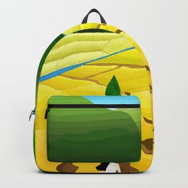 Paddy Forrest Backpack