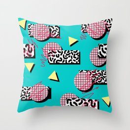 Gridline Throw Pillow