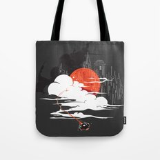 Uncharted Voyage Tote Bag