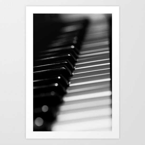 The Piano Has Been Drinking Art Print