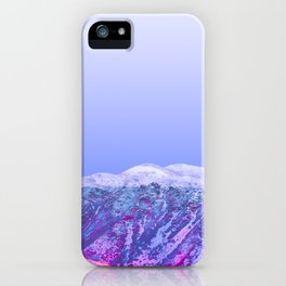 Magic Mountain iPhone Case