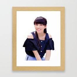 Ayaka #2 Framed Art Print