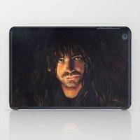 kili iPad Cases featuring Kili heir of Durin by LucioL