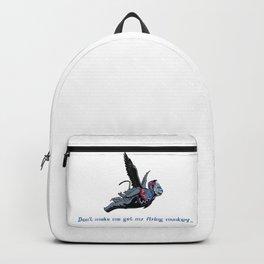 Flying monkeys Backpack