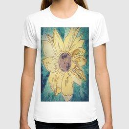 Sunflower madness T-shirt