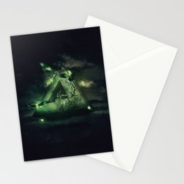 Since we are Assassins Ep Cover Stationery Cards