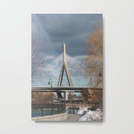 Boston (6 of 8) Metal Print