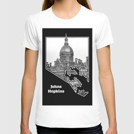 Johns Hopkins T-shirt