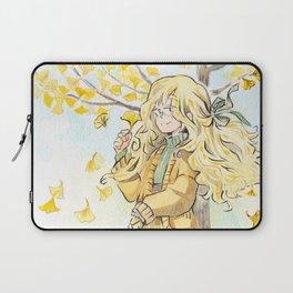 Yellow Autumn Laptop Sleeve