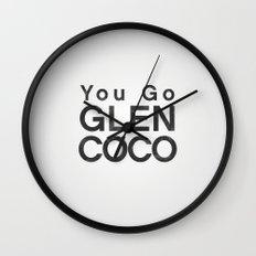 You Go Glen Coco - Mean Girls movie Wall Clock