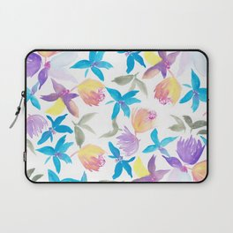Blossomin' 'Round Laptop Sleeve