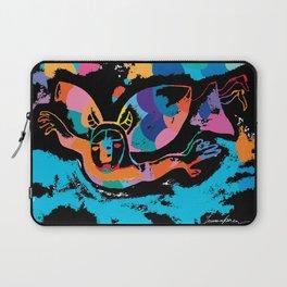 diablito con alas Laptop Sleeve