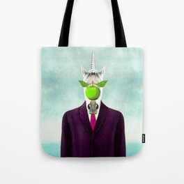 The Son of Unicorn Tote Bag