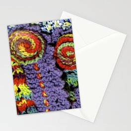 Knitting Detail Stationery Cards