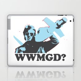 What would MacGyver Do? Laptop & iPad Skin