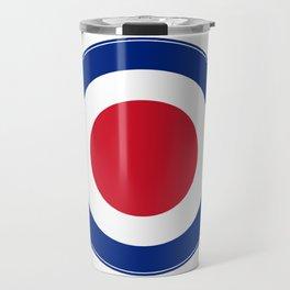 Roundel Travel Mug