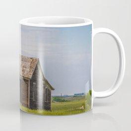 Sod Homestead, Mercer County, ND 5 Coffee Mug
