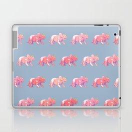 Tricerotops Pattern Laptop & iPad Skin