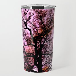 Impressions, tree I Travel Mug