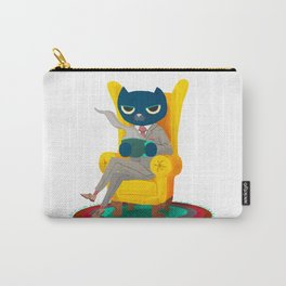 Welcome. Meow. Carry-All Pouch