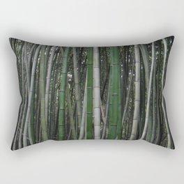 Bamboo Forest 2 Rectangular Pillow