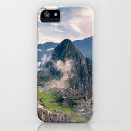 Mountain Peru iPhone Case
