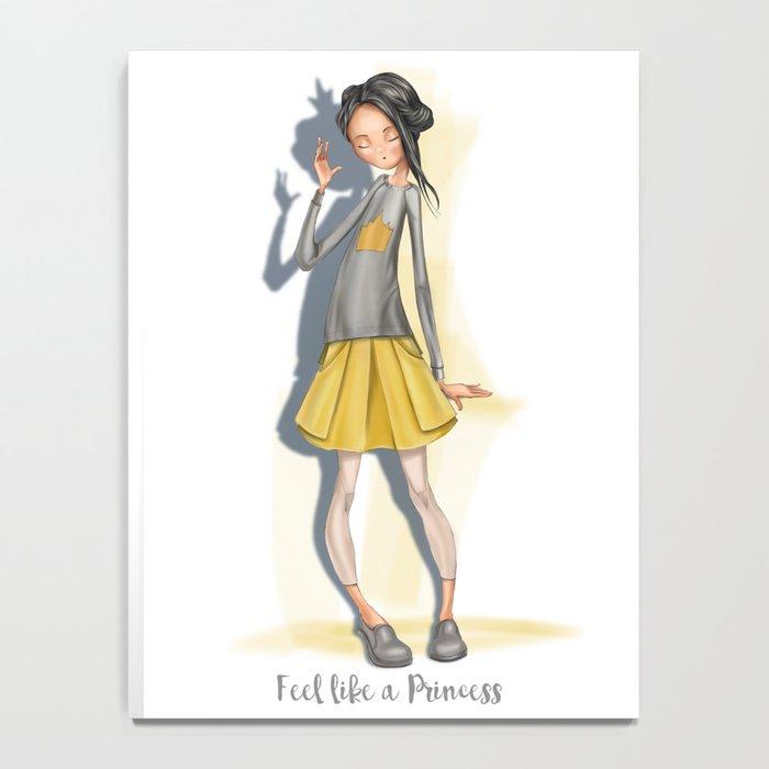 Feel like a princess Notebook