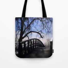 Bridge To Elsewhere Tote Bag