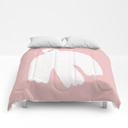White Dove Comforters