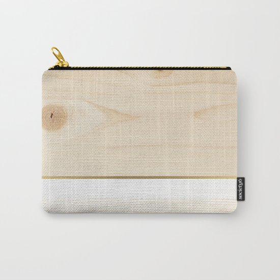 Wood #1 Carry-All Pouch