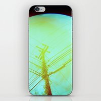 lsd iPhone & iPod Skins featuring LSD by Natalie Olmo