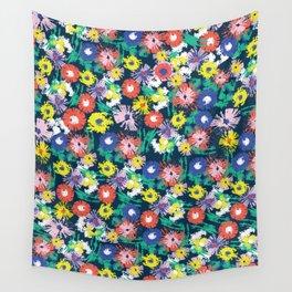 Flowerish Wall Tapestry