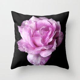 Eleanor's Rose Throw Pillow