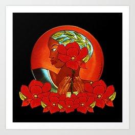 Godiva - Luis Dionisio Art Print