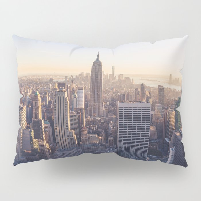 The View Pillow Sham