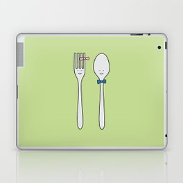 we were made for each other Laptop & iPad Skin