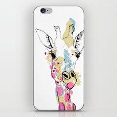 G-raff colour iPhone Skin