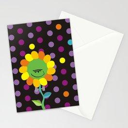 Frankenstein Flower Stationery Cards