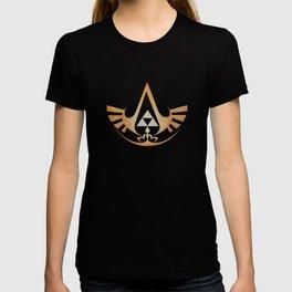 ASSASSINS_ZELDA STARRY NIGHT T-shirt