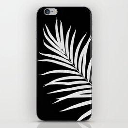 Tropical Palm Leaf #2 #botanical #decor #art #society6 iPhone Skin