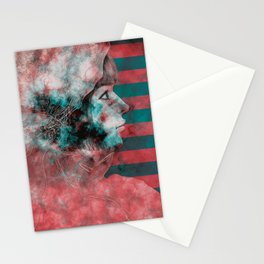 Wonder Into The Future Stationery Cards