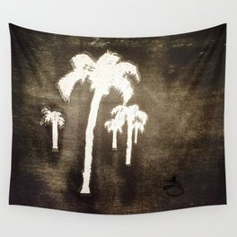 Shaking Those Trees Wall Tapestry