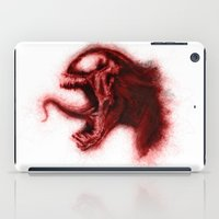 carnage iPad Cases featuring Carnage by KitschyPopShop
