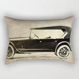 1922 Buick Touring Rectangular Pillow