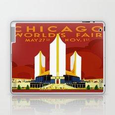 1933 Chicago World's Fair Laptop & iPad Skin
