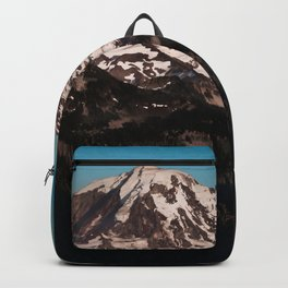 Mt Rainier Dusk Backpack