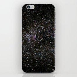 Milky Way Stars iPhone Skin