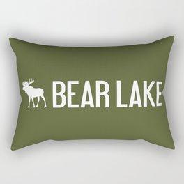 Bear Lake Moose Rectangular Pillow